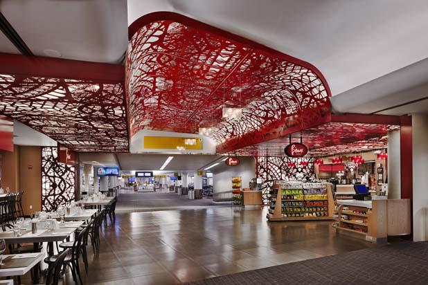 Best Airport Restaurants - Bisoux Market