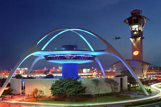 Best Airport Restaurants - Encounter - LAX