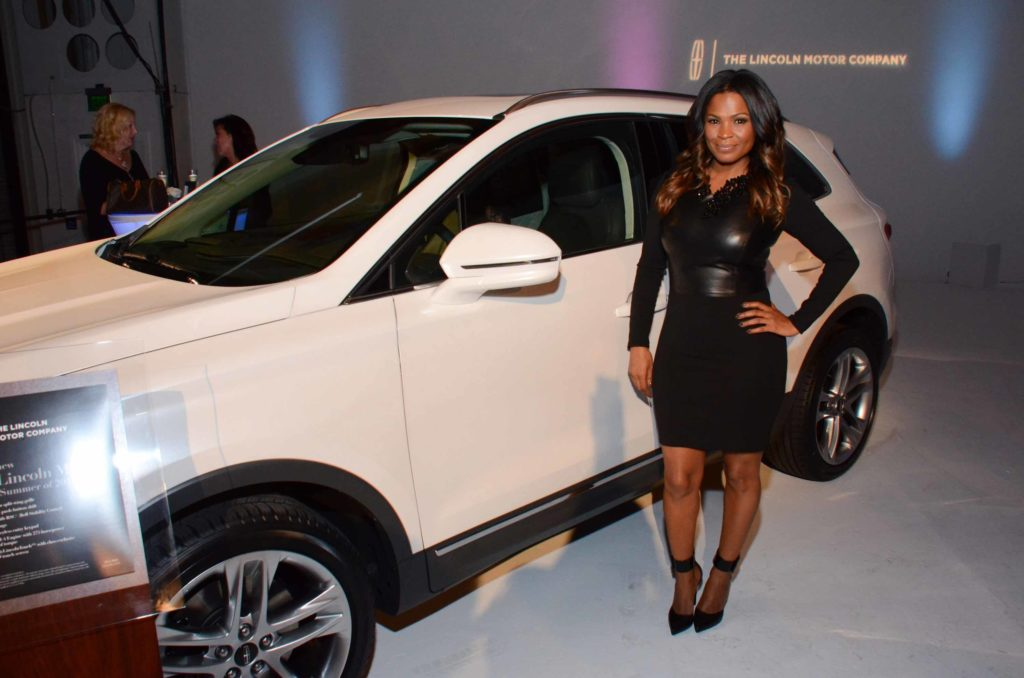 "Nia Long hosts ""Evening of Style"""