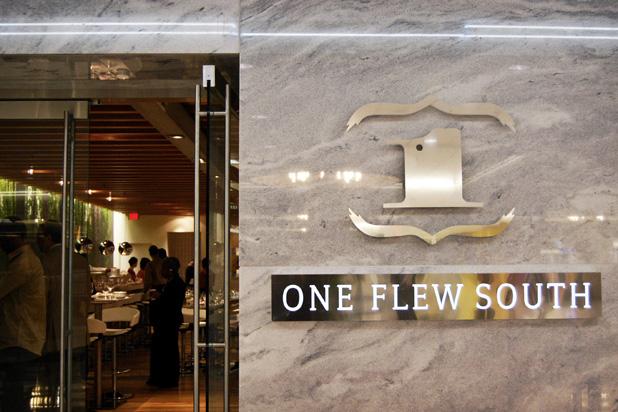 Best Airport Restaurants - One Flew South