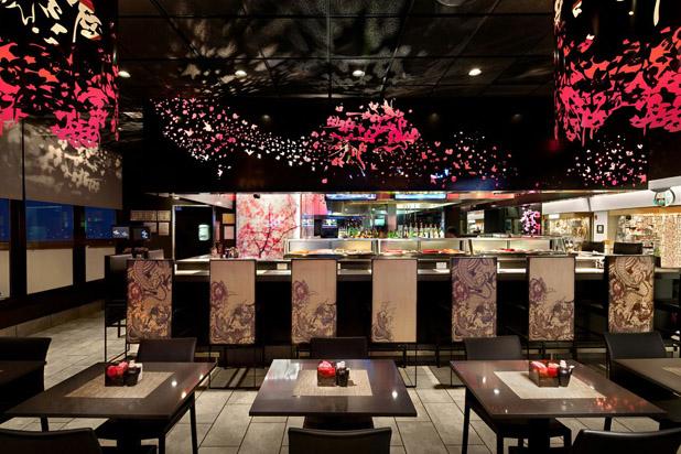 Best Airport Restaurants - Sky Asian Bistro 2