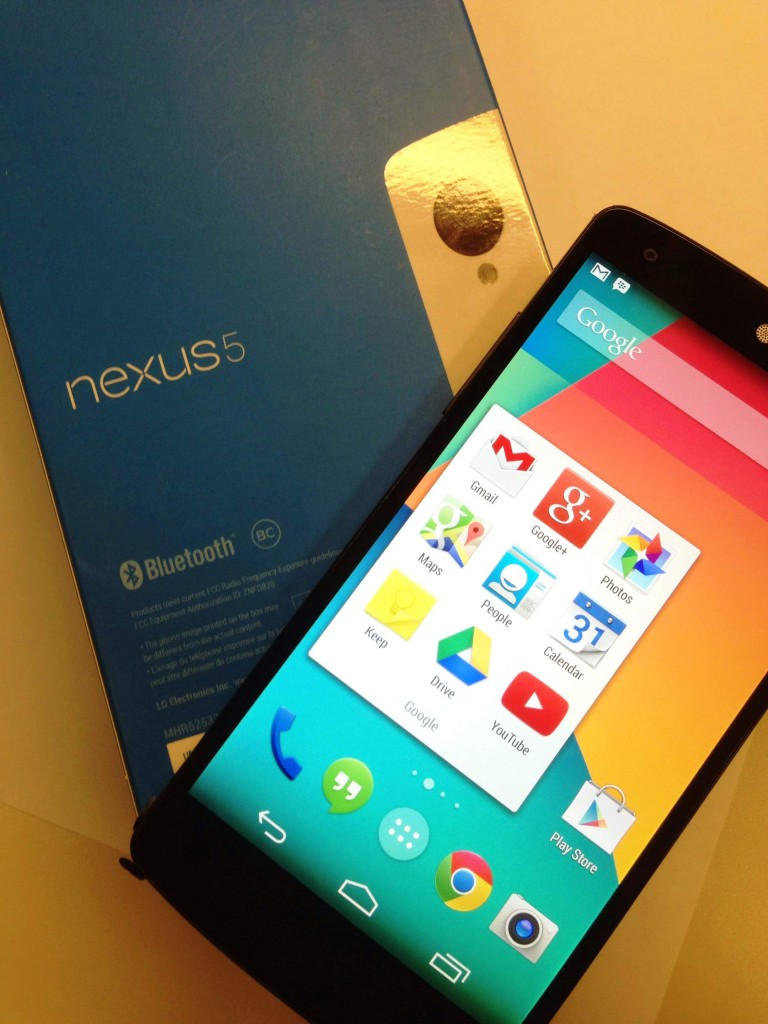 The Google Nexus 5 Review - Is Simple Simply Better (3)