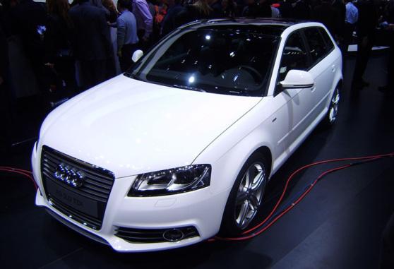 2015 Audi A3 la auto show