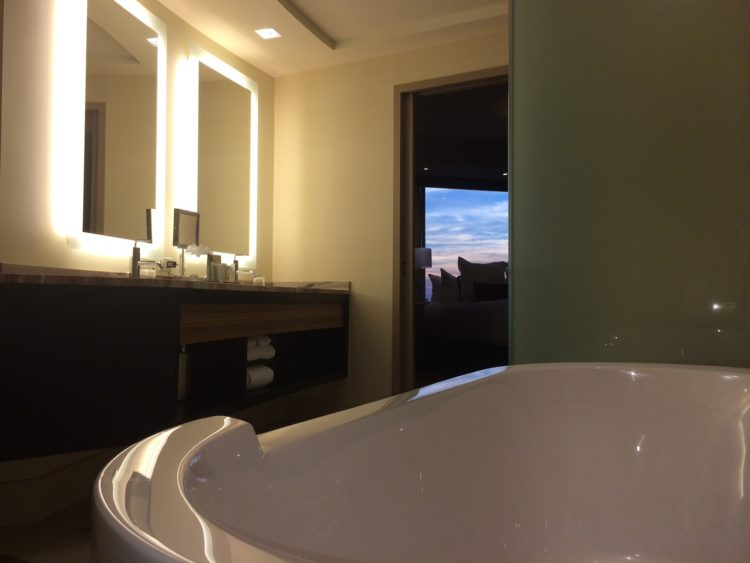 MGM Grand Hotel and Casino King Executive Room