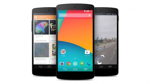 Holiday Smartphone Gift Picks Google Nexus 5