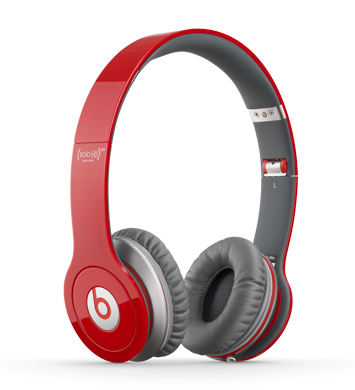 shop for good with RED products beatsbydre