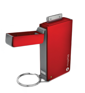 shop for good with RED products mophie