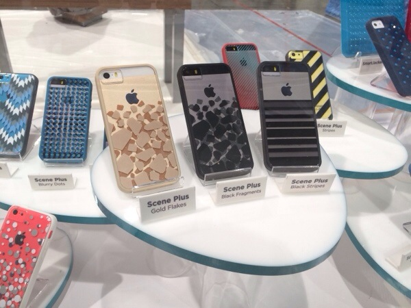 CES Sneak Peek:  Smartphone cases galore...