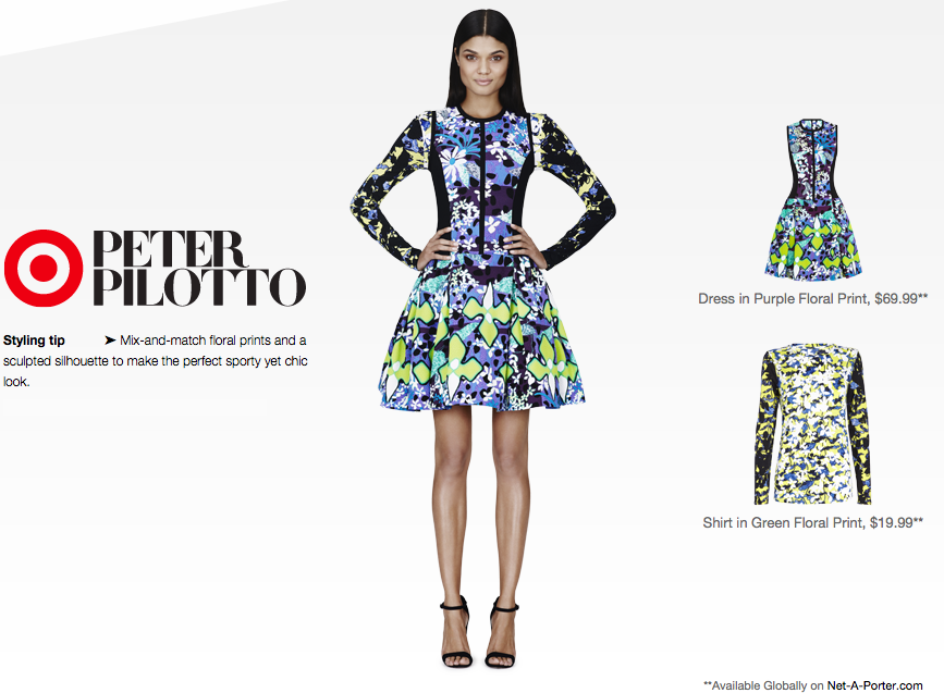 Peter Pilotto Favorite 1