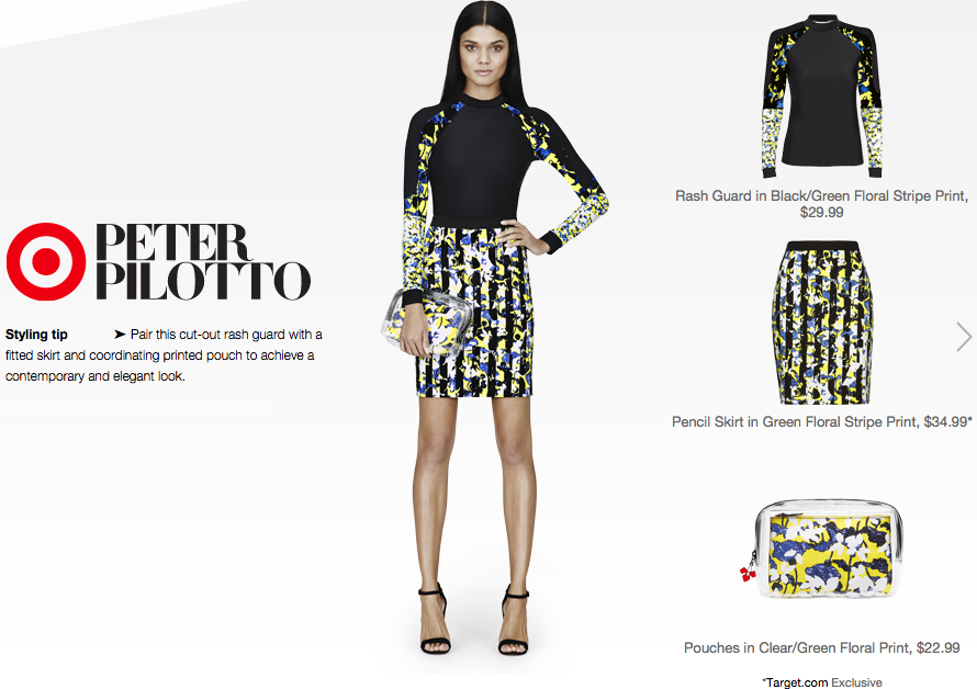 Peter Pilotto Favorite 4