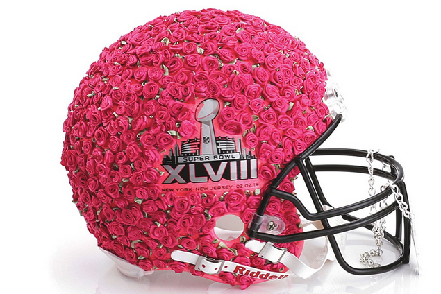designer Super Bowl Betsey Johnson
