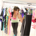 Karina Smirnoff shopping with CityStreets Activewear at JCPenney New Year, New You Event in SoHo