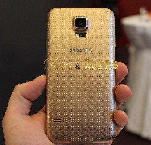 SAMSUNG GOLD S5