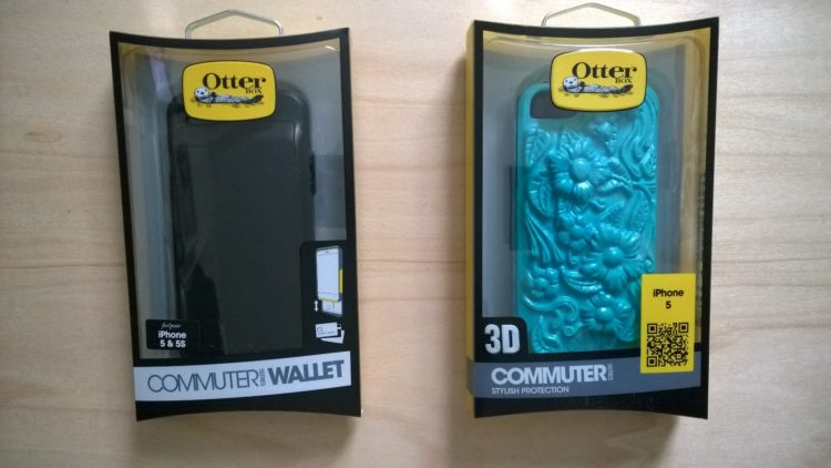 OtterBox Commuter Cases