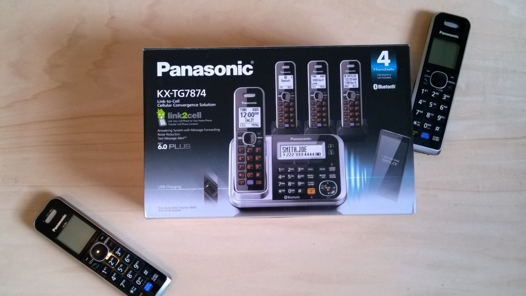 Panasonic Link2Cell System