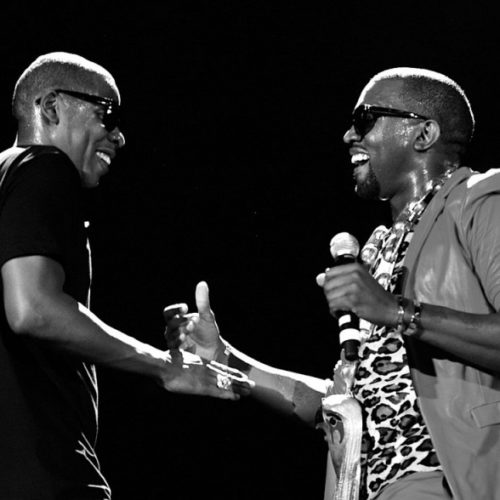 Jay Z and Kanye West SXSW