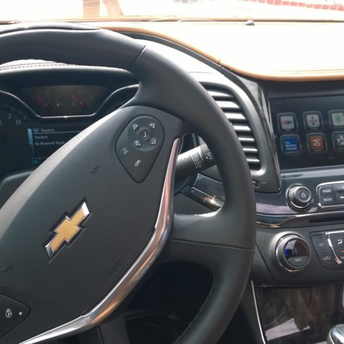Chevy Connectivity Beats Music