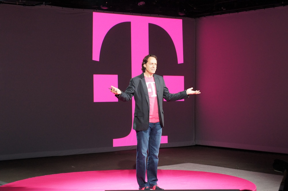 T-Mobile Ends Overage Fees