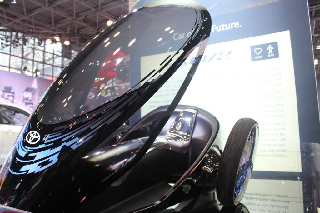 New York Auto Show Toyota
