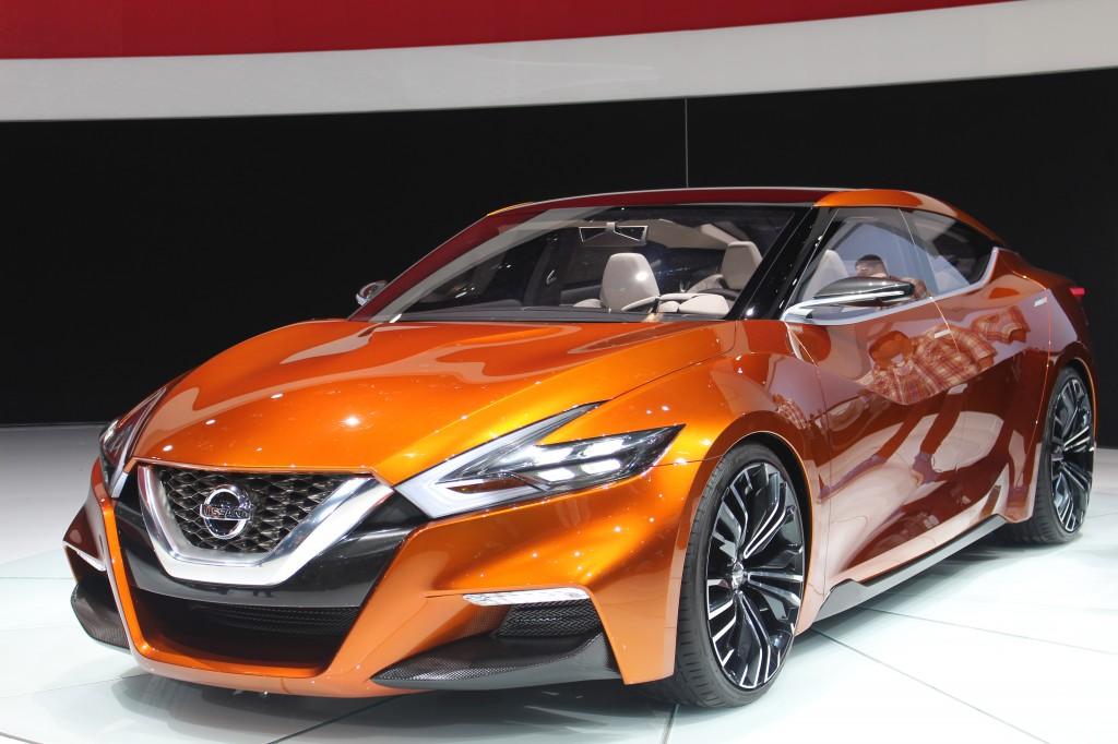 New York Auto Show Nissan