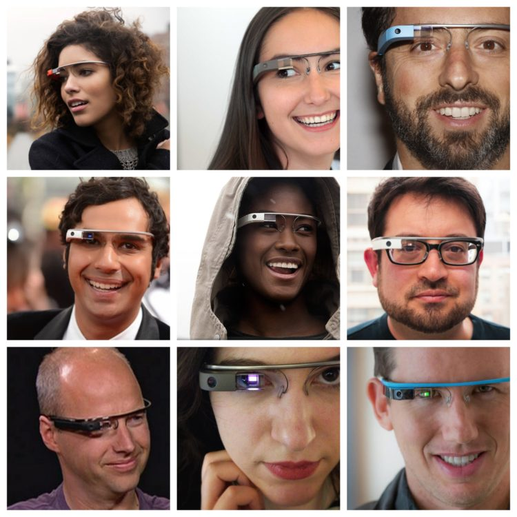 Google glass available