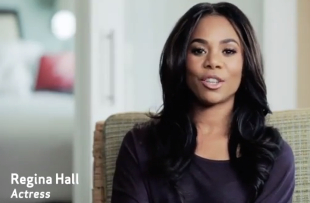 Regina Hall Joins Verizon