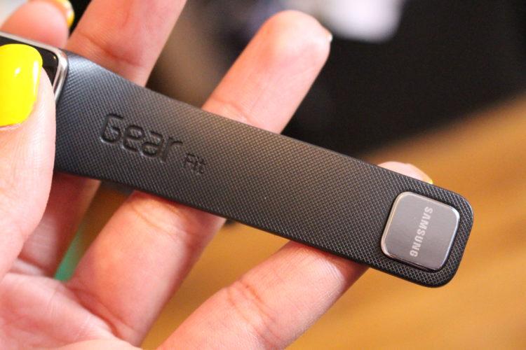 Samsung Gear Fit Wal-Mart
