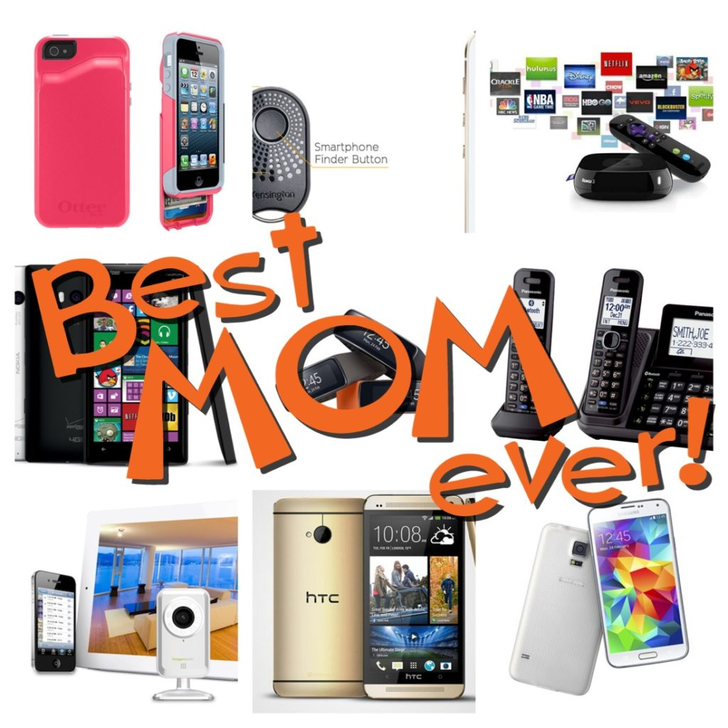 """Tech Savvy"" Mother's Day Gifts DivasandDorks.com"
