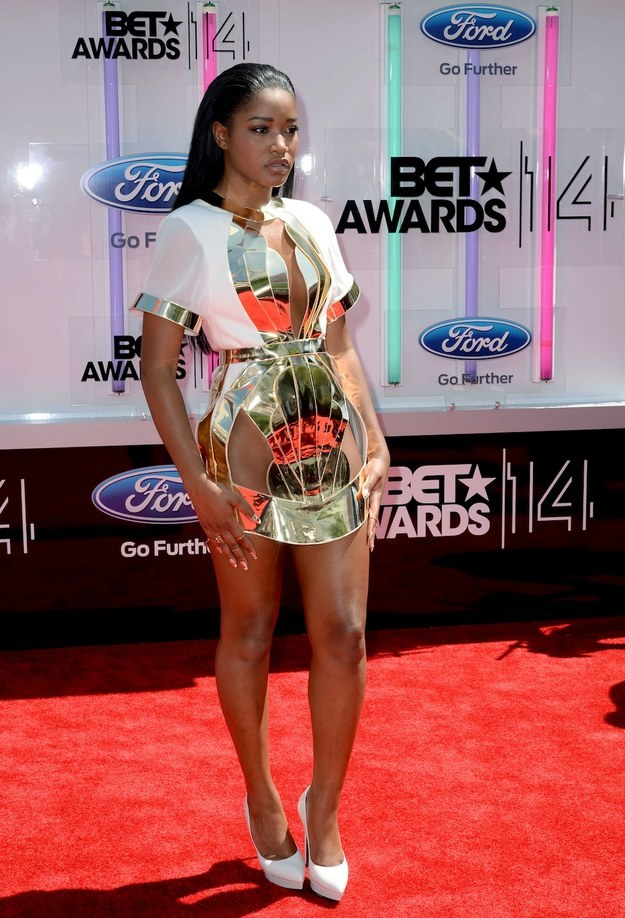 BET Awards 2014 KeKe Palmer