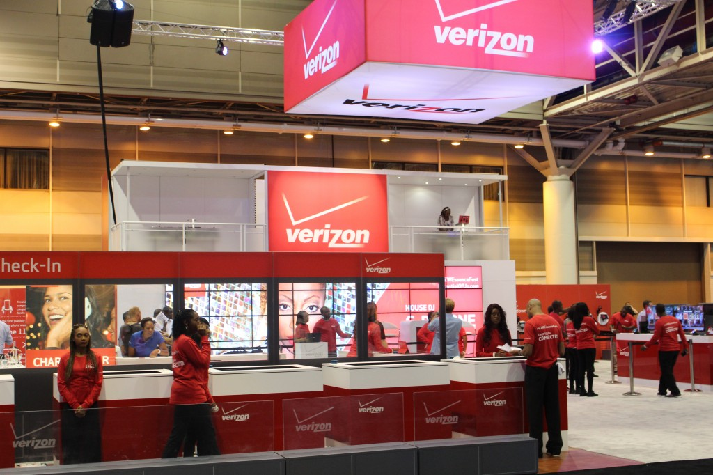 Verizon Wireless at ESSENCE Festival