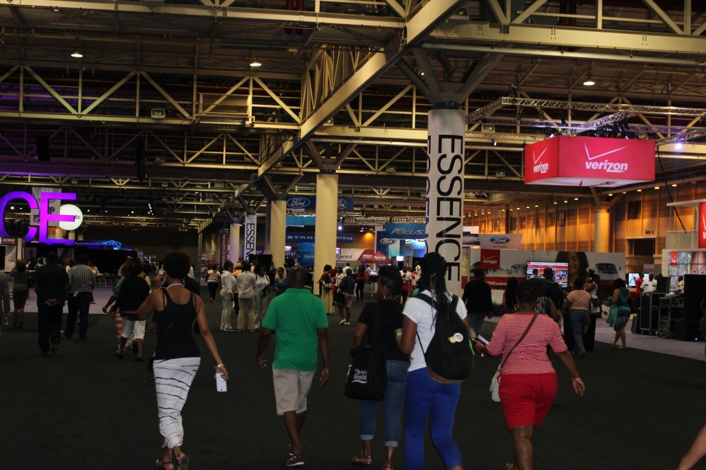 Verizon Wireless ESSENCE Festival