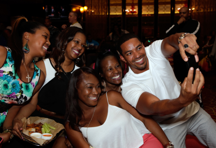 Marriott International Partners With Actor Laz Alonso For Hotel Check-In Surprise And Delight During ESSENCE Festival