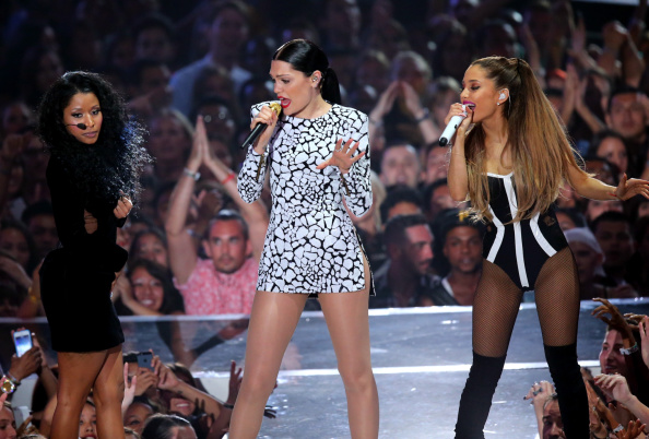 2014 MTV Video Music Awards - Show