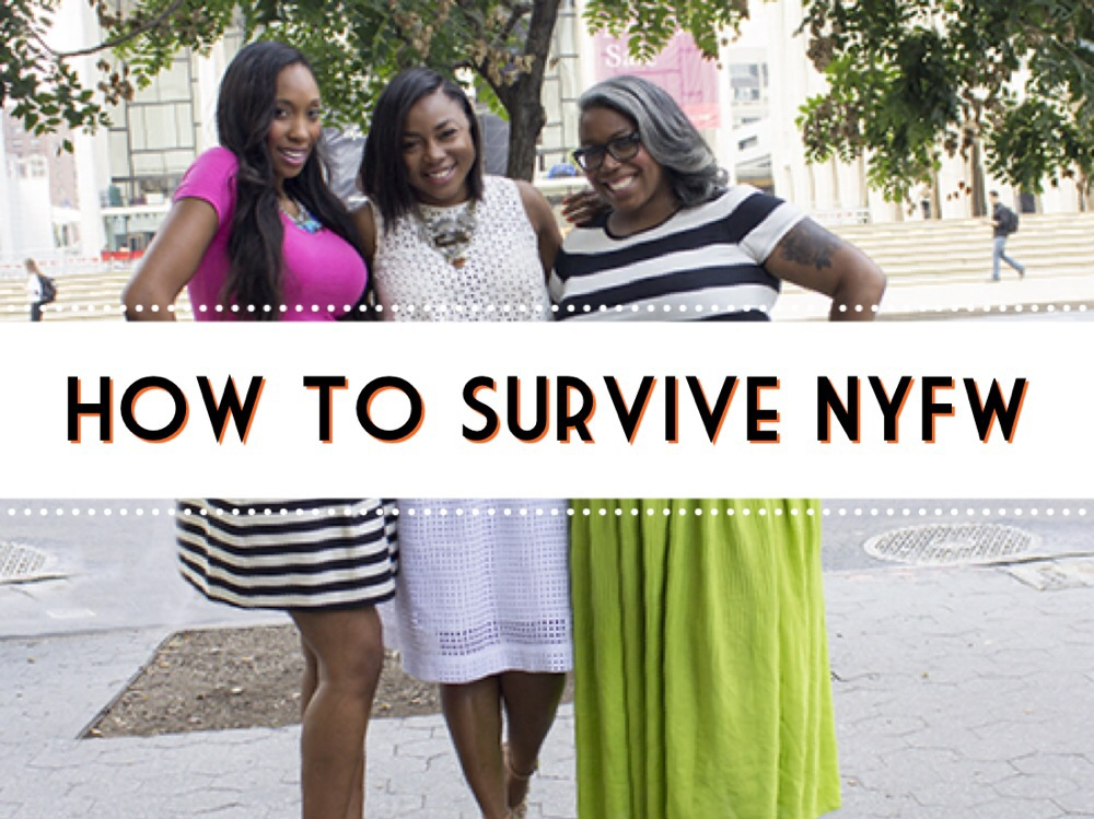 How To Survive New York Fashion Week