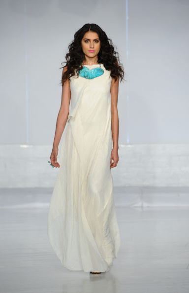 Korto Momolu - Runway - Mercedes-Benz Fashion Week Spring 2015