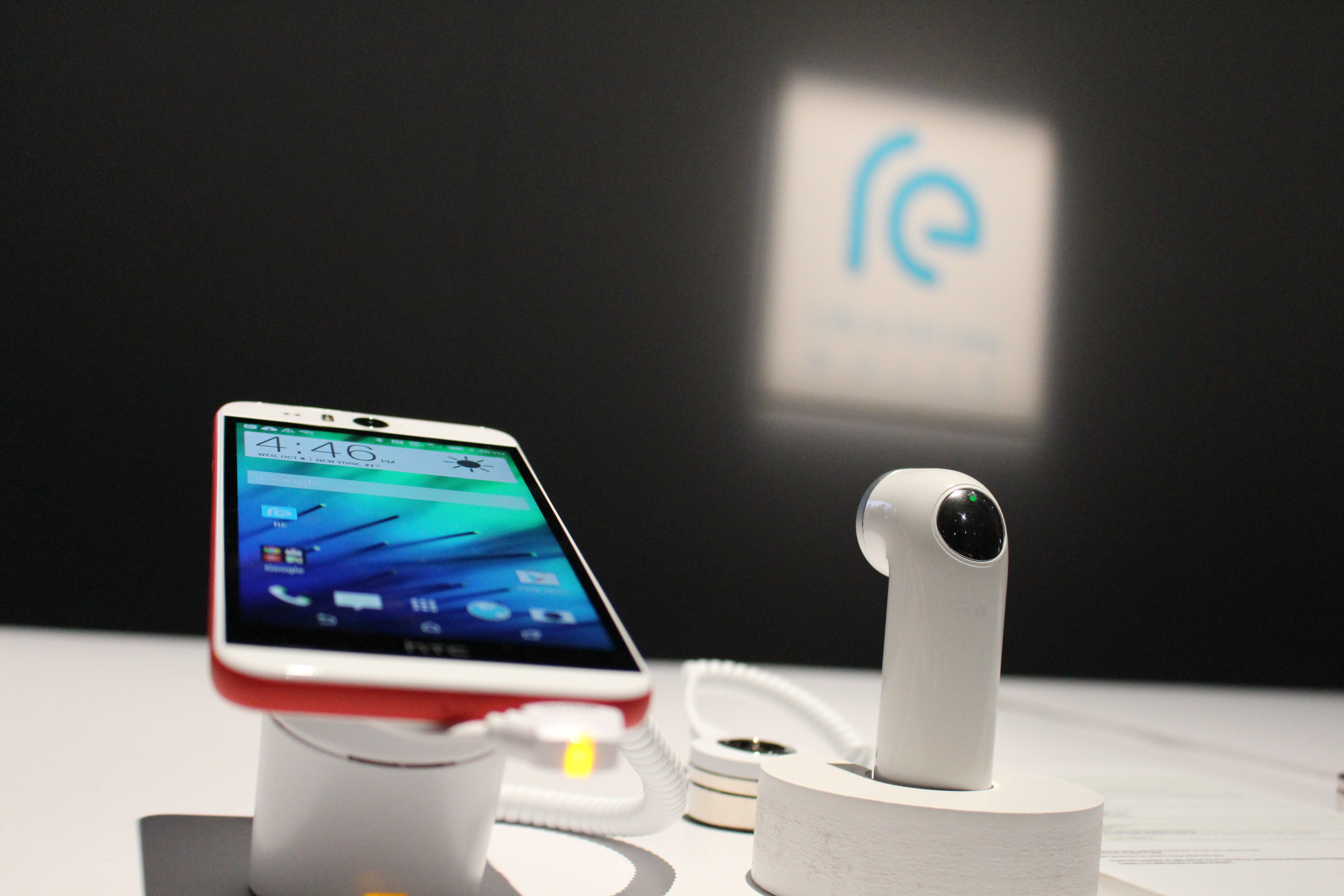 HTC Desire EYE and RE