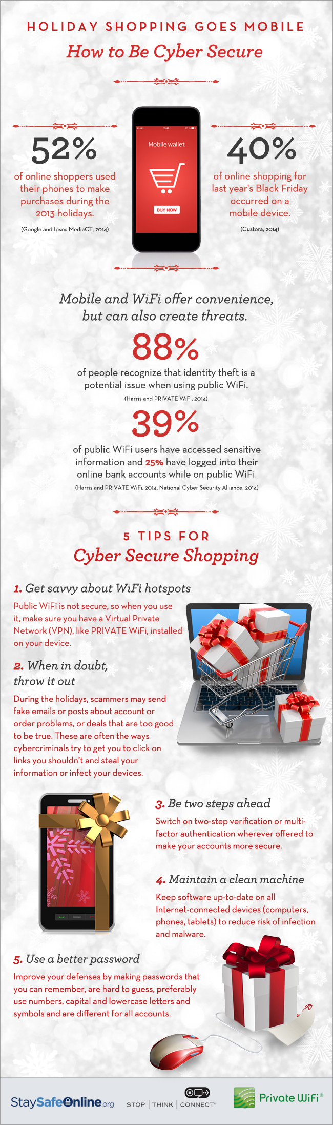 Stay Safe While Online Shopping