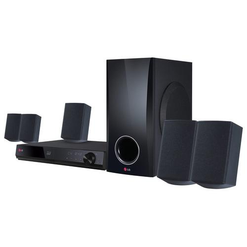 LG theater system