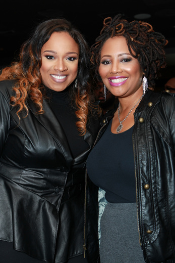 BET Music Matters Kierra Sheard and Lelah Hathaway