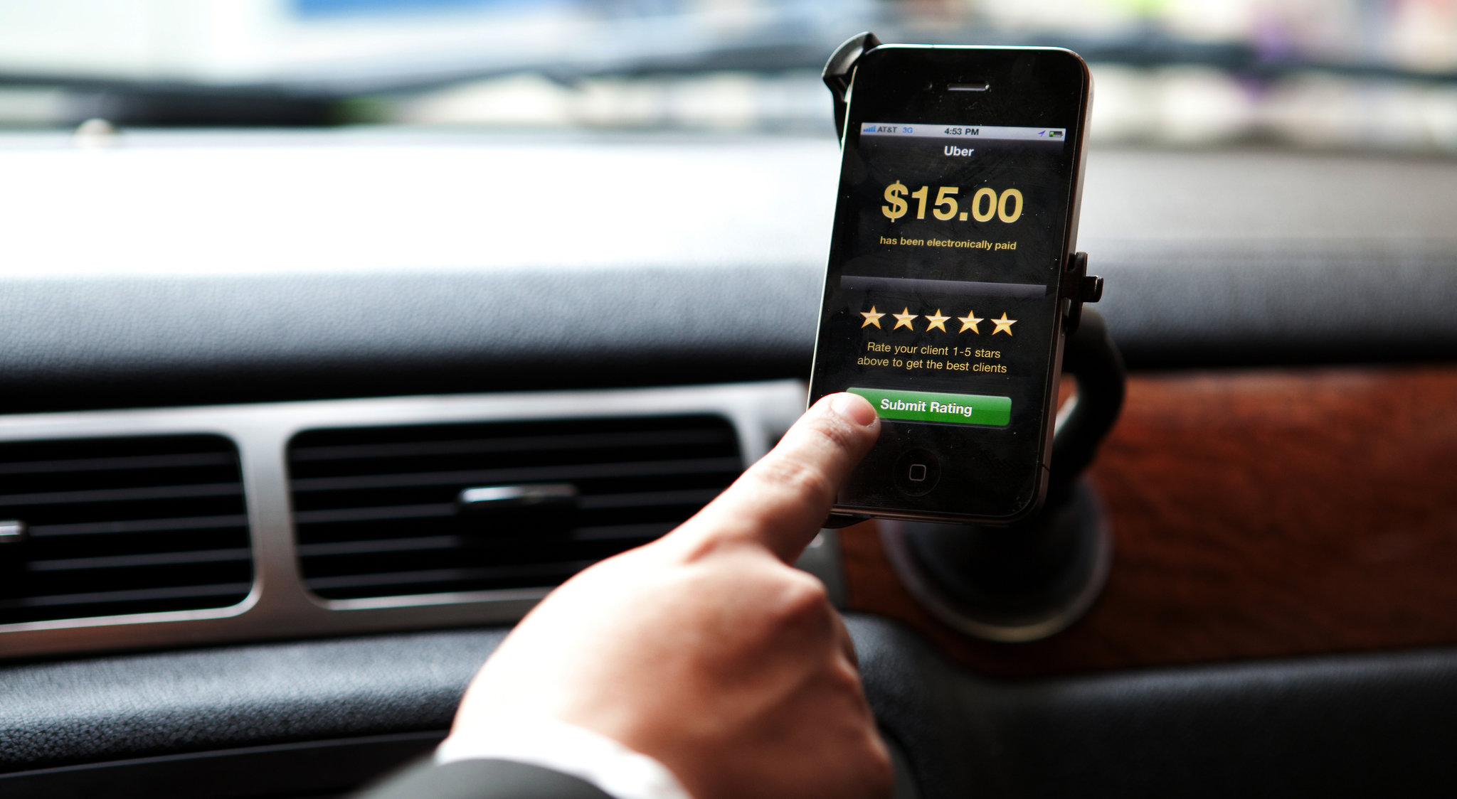 Uber Drivers Are Judging You…And It Could Cost You Your Next Ride