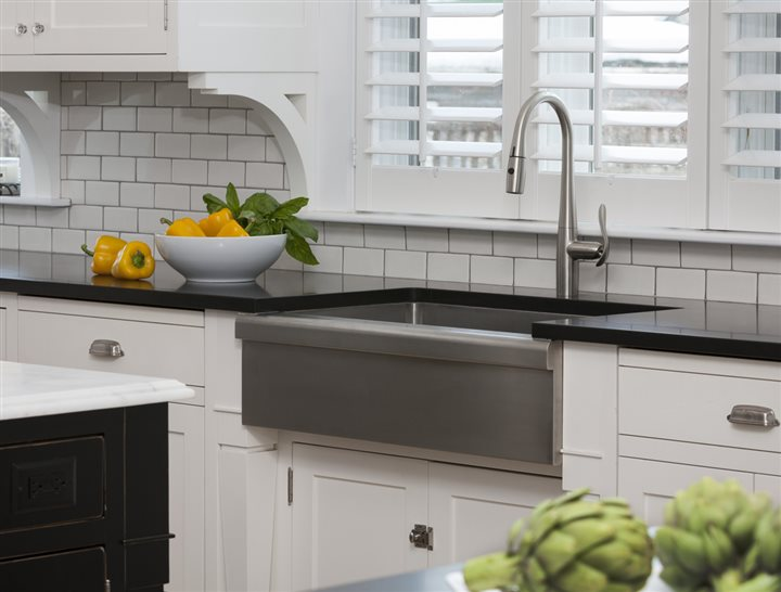 high tech kitchen