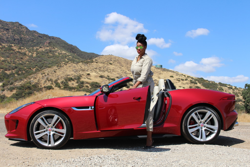 Jaguar F-Type Coupe Heels And Wheels