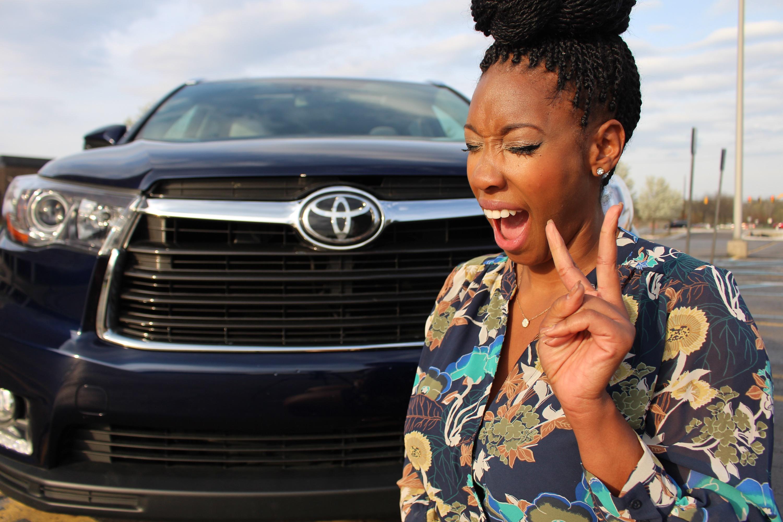 Toyota Highlander - DivasDriveInHeels.com