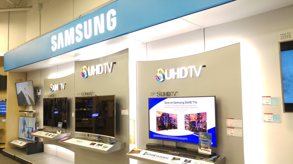 Samsung TV Best Buy