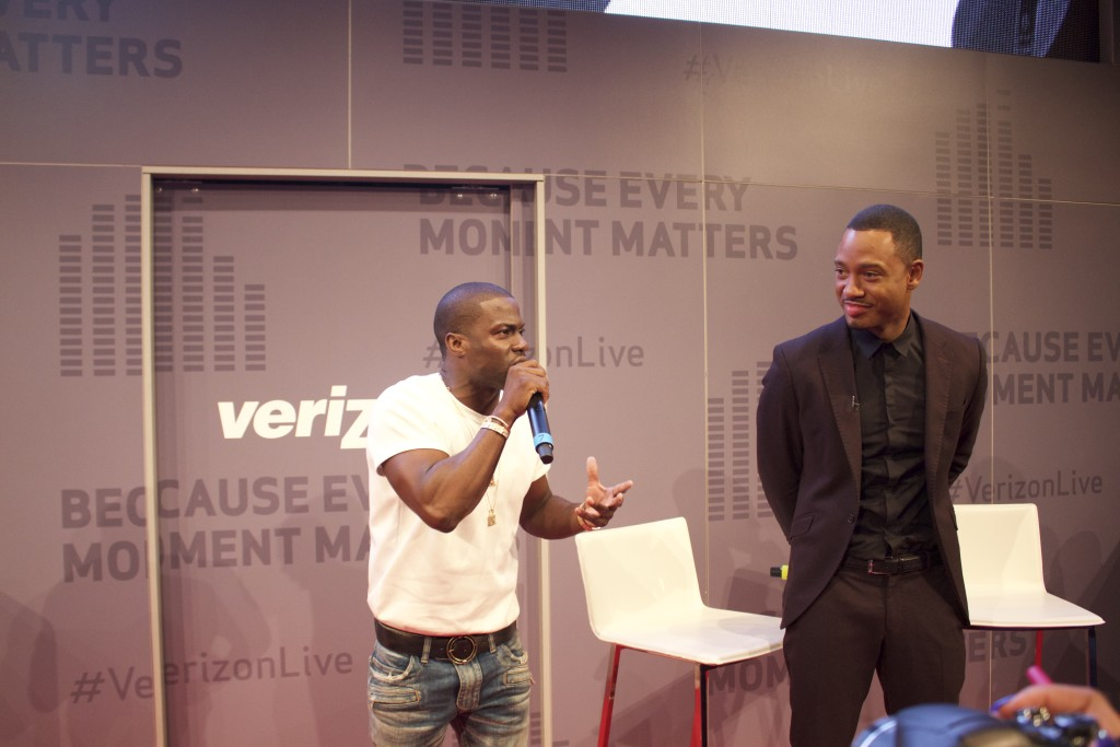 Kevin Hart Verizon