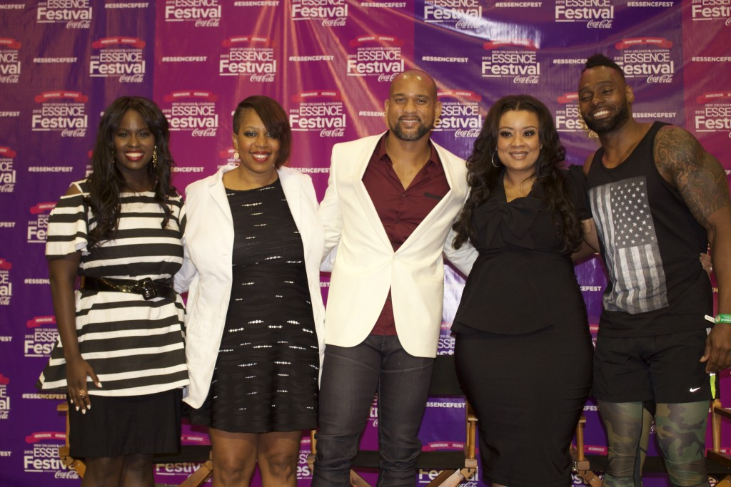 Essence Festival Colgate Conversation with Shaun T