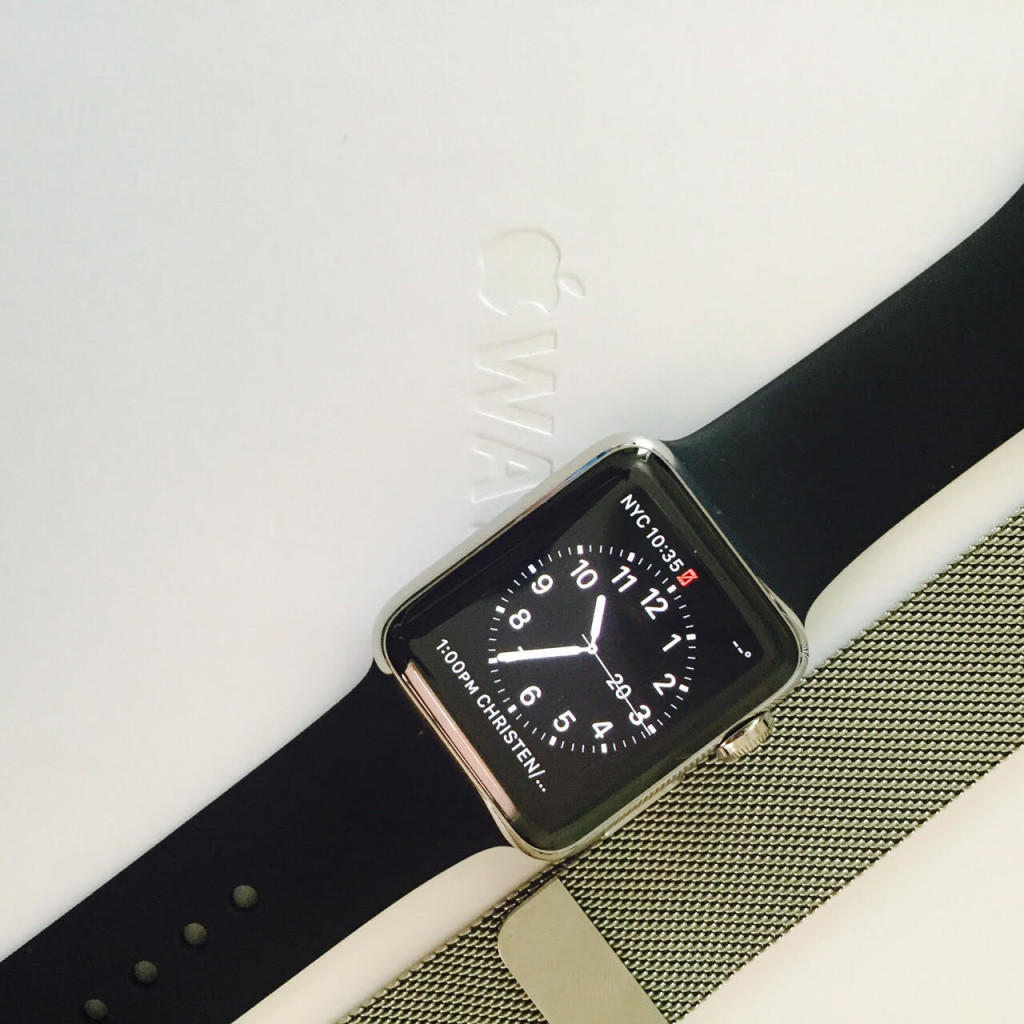 apple watch repair