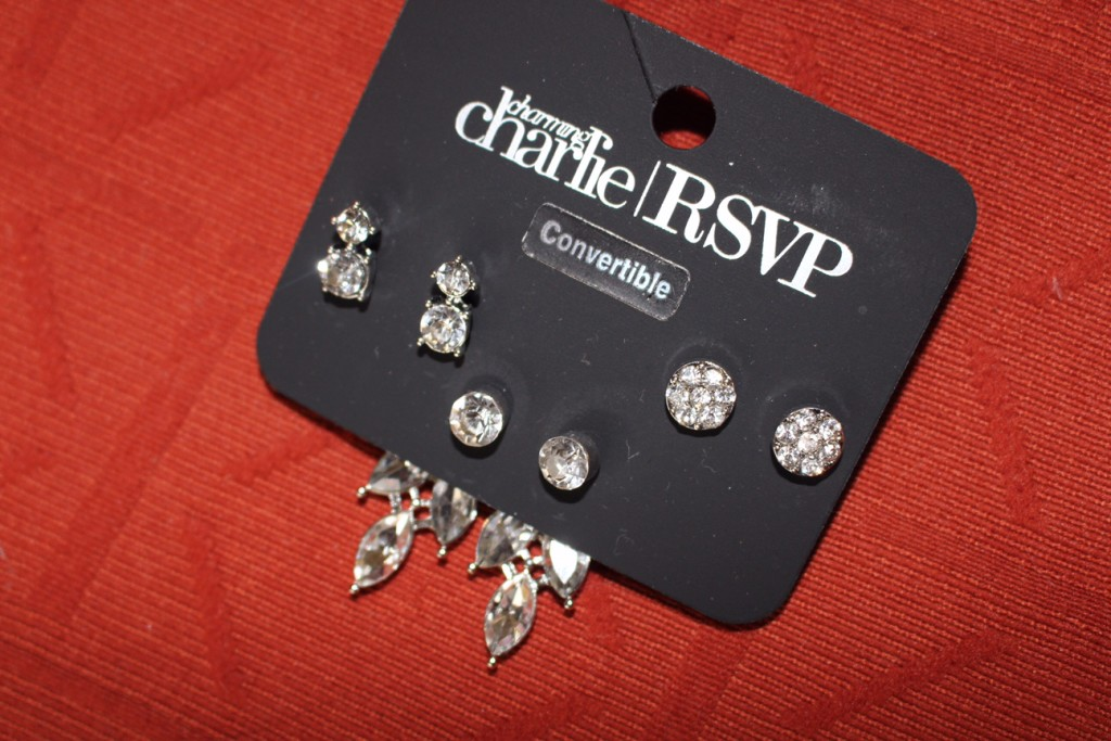 sparkle charming charlie earrings