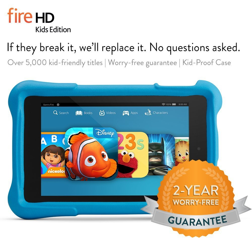 Fire HD kids