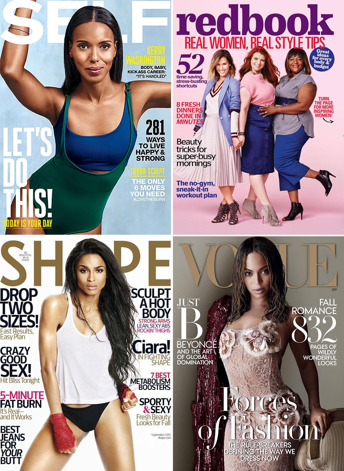 More Black Women September Issue